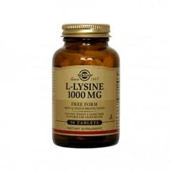 L-Лизин, табл. 1000 мг №50